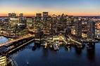 Boston Wonderful City in USA - Gets Ready