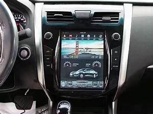 104quot Vertical Screen Android Navi Radio For Nissan Altima