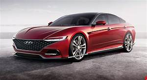 A 2020 Hyundai Sonata Baked With Le Fil Rouge Flair Would ...
