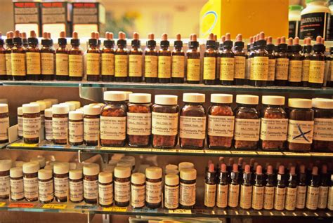 Herbs and Natural Medicine in Germany
