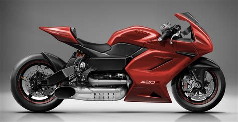 This Is One Of The Fastest And Most Expensive Motorcycles