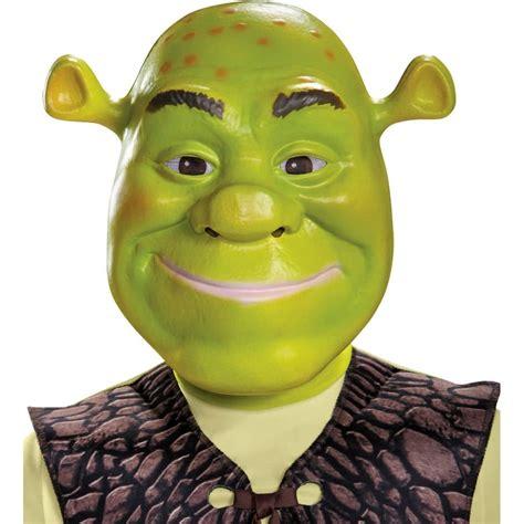Mask For Shrek Costume Scostumes