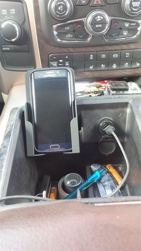 cell phone holder dodge diesel diesel truck resource