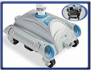 Aspirateur Hydraulique Piscine Hors Sol : robot hydraulique intex pour piscines hors sol boutique ~ Premium-room.com Idées de Décoration