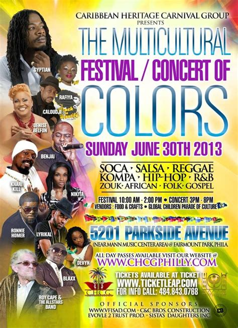 concert of colors multicultural festival concert of colors on jun 30 2013 in