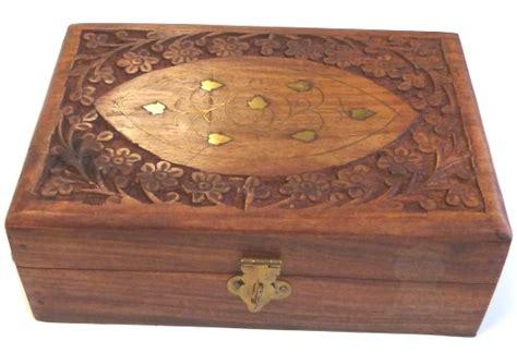 boite a bijoux en bois