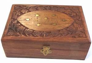Boite A Bijoux Ikea : boite a bijoux en bois ~ Teatrodelosmanantiales.com Idées de Décoration