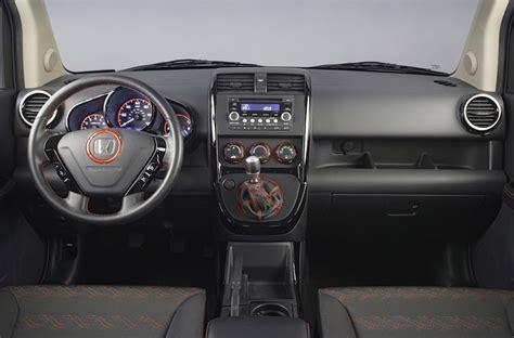honda element interior honda element sc prototype car design