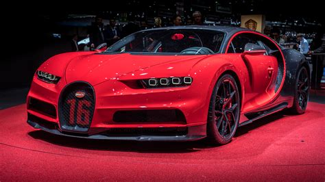 Bolide is french for racing car, and this machine is definitely not designed for road use. This is the track-friendly Bugatti Chiron Sport   Top Gear