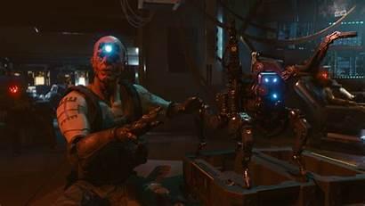 Cyberpunk 2077 Screenshots Released