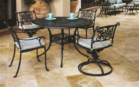 aluminum patio furniture in maryland watson s fireplace and patio