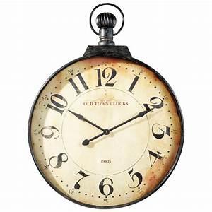 Horloge Murale Maison Du Monde : horloge gousset cheshire maisons du monde ~ Teatrodelosmanantiales.com Idées de Décoration