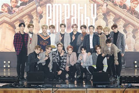Soccer And Basketball Wallpaper Nct Drops Empathy Album With All 18 Members The Michigan Journal