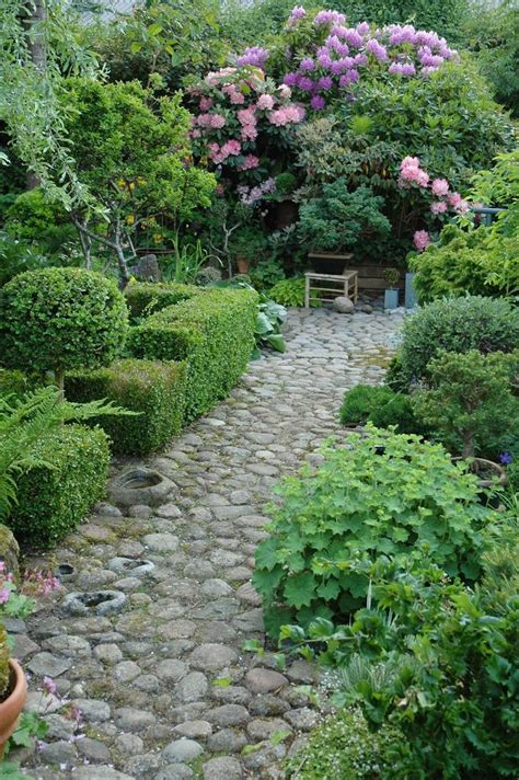 landscaping pathways stone path gardening and landscaping pinterest