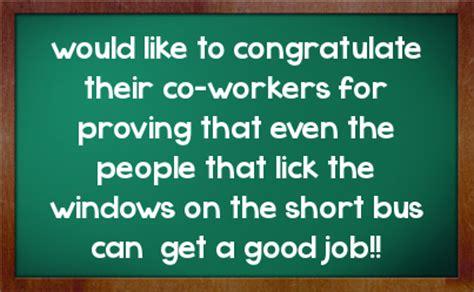 job quotes sarcastic quotesgram