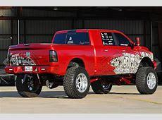 Dodge 2500 SEMA Build Is One Badass 'Monster' Truck