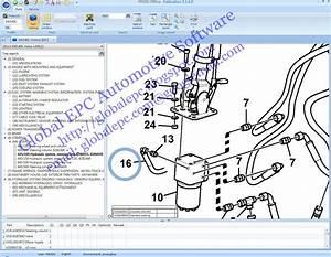 Global Epc Automotive Software  Volvo Prosis Offline 2011