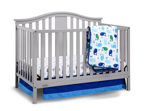 Graco Solano 4-in-1 Convertible Crib And Bonus Mattress