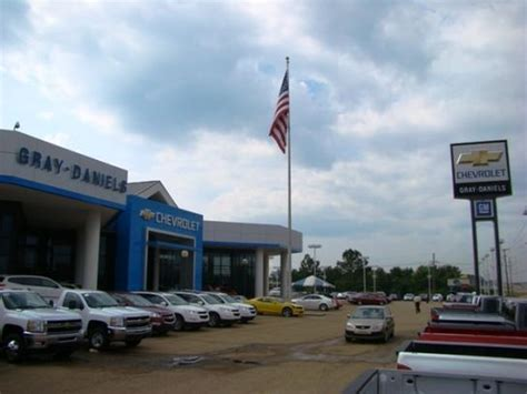 gray daniels chevrolet car dealership  jackson ms