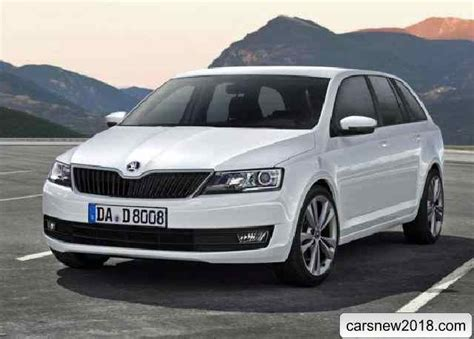 Czechs Declassified A New 2018-2019 Skoda Octavia Combi