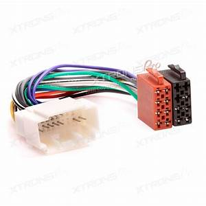 Car Radio Stereo Wiring Harness Iso Adaptor Lead For Honda