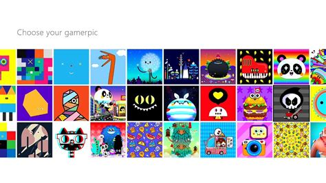 Xbox One Gamerpics All The Xbox One Profile Pictures