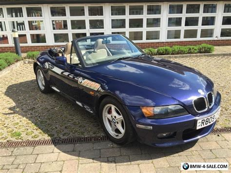 1997 Sports/convertible Z3 For Sale In United Kingdom