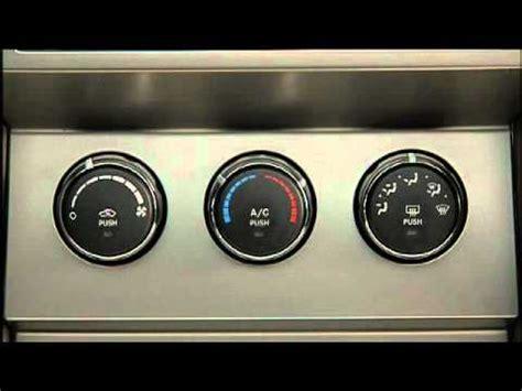 2012 Chrysler 200 Manual by 2012 Chrysler 200 Manual Climate Controls