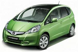 Information About Vehicle  Honda Jazz Hybrid 2011 Hybrid Cars