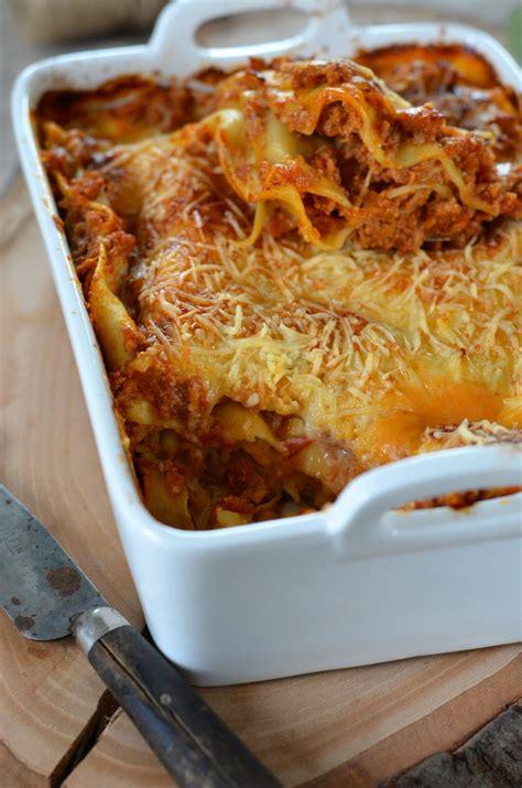 recette cuisine maison recette lasagne bolognaise maison sauce bolognaise maison
