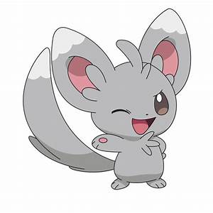 pokemon minccino neat and tidy images