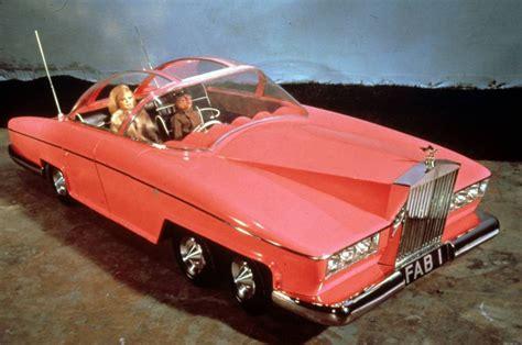 Thunderbirds Are Go Lady Penelope Car