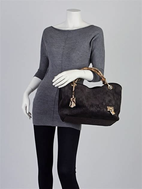 louis vuitton limited edition kohl monogram embossed suede whisper pm bag yoogis closet