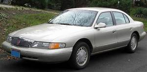 1997 Lincoln Continental Vin Number Search