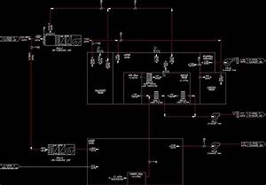 H V A C Process Flow Diagram Dwg Block For Autocad