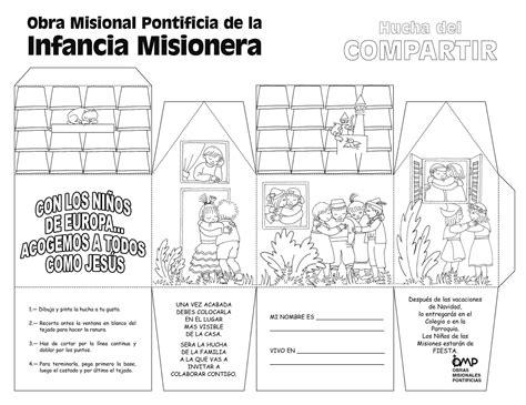 Rosario Catolico Dibujo Para Colorear