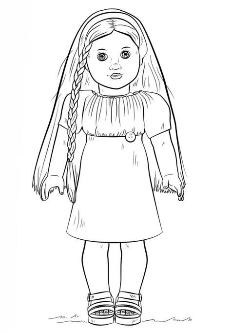 american girl coloring pages  coloring pages  kids
