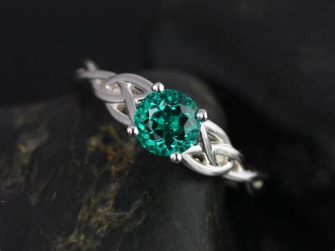 emerald cut engagement rings harbinger of a wedding