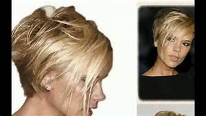 Coupe Femme Carré : coupe de cheveux femme court carr plongeant youtube ~ Melissatoandfro.com Idées de Décoration