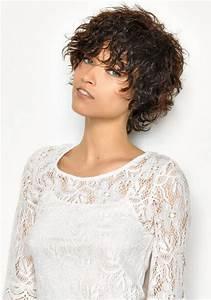 Coupe Courte Frisée Femme : coupe courte cheveux fris s ~ Melissatoandfro.com Idées de Décoration