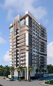 51, Awesome, Modern, Facade, Apartment, Decor, Ideas