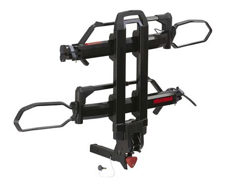 mountain bike hitch rack yakima dr tray hitch mounted 2 bike rack 2 reciever