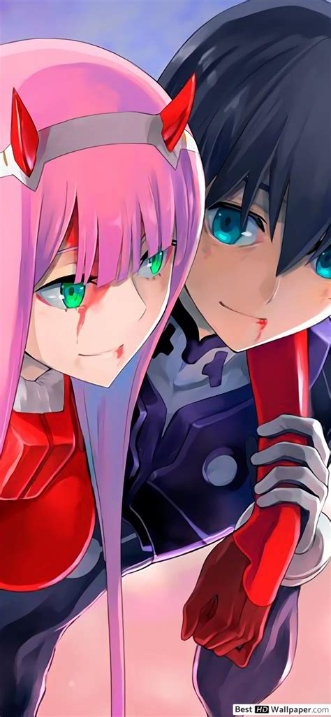 Customize your desktop, mobile phone and tablet with our wide variety of cool and interesting zero two wallpapers in just a few clicks! Zero Two Wallpaper Iphone / Darling In The FranXX Ichigo ...