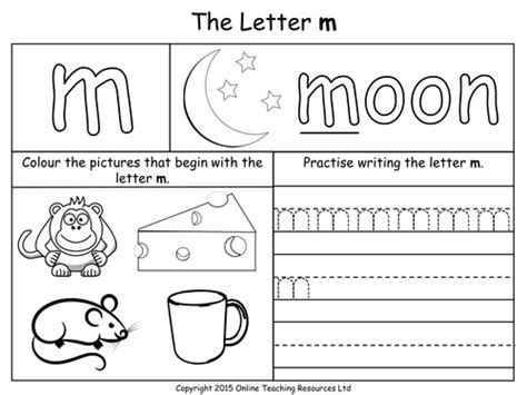 letters of the alphabet teaching pack 24 powerpoint