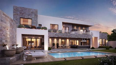 A Set Of Extraordinary Exteriors by A Set Of Extraordinary Exteriors Casas Fachadas