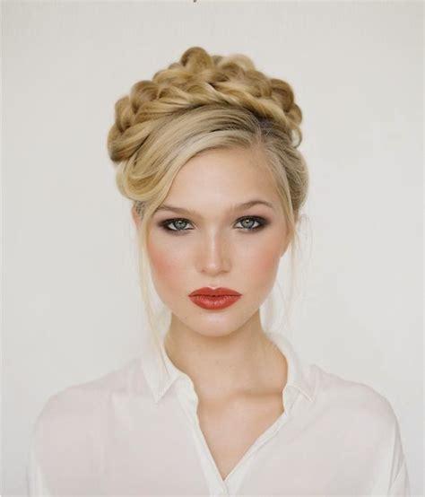 coiffure simple pour mariage chignon chignon simple mariage coiffure tendance 2014 coiffure