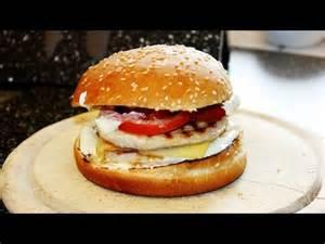 Dillsauce Einfach Schnell : rezept mcfarmer burger burger mit senf meerettich sauce schnell einfach selber machen ~ Watch28wear.com Haus und Dekorationen