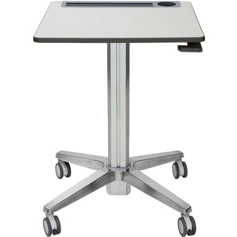 learnfit adjustable standing student desk ergotron 24 481 003