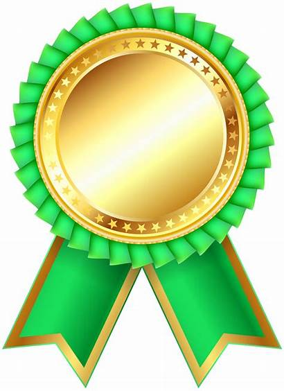 Award Clipart Trophy Rosette Awards Transparent Prize