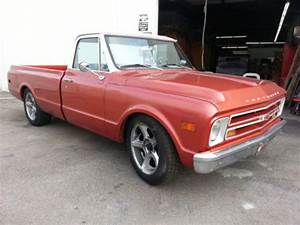 Sell New 68 Chevy Truck 1968 Chevrolet Pick Up Truck In